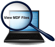 View MDF Files